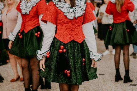 End Of The Year Festivities 2019/Christmas Market/Dresses