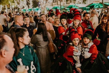 End Of The Year Festivities 2019/Christmas Market
