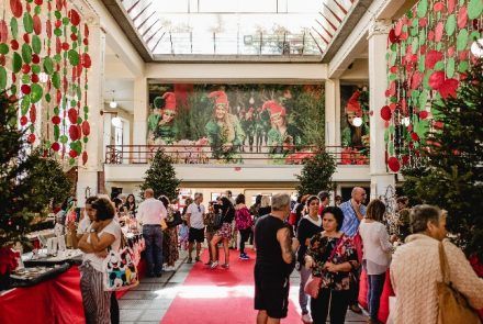 End Of The Year Festivities 2019/Mercado dos Lavradores